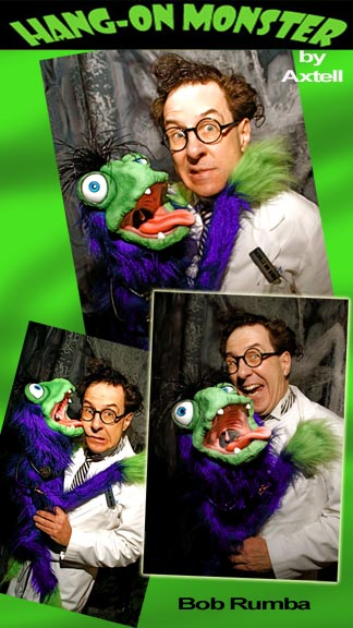 Monster Puppet with Bob Rumba