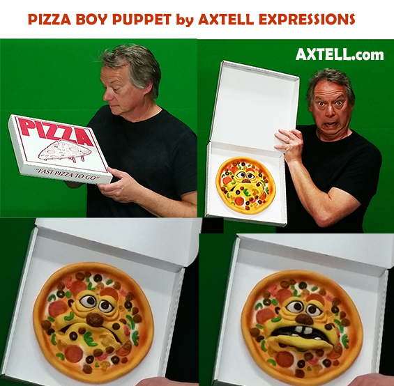 Pizza Boy by Axtell Expressions