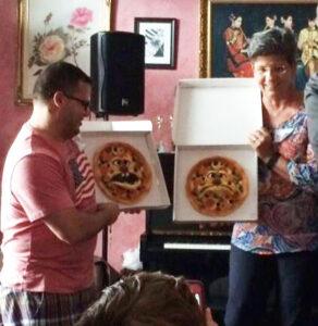 Pizza Boy Party