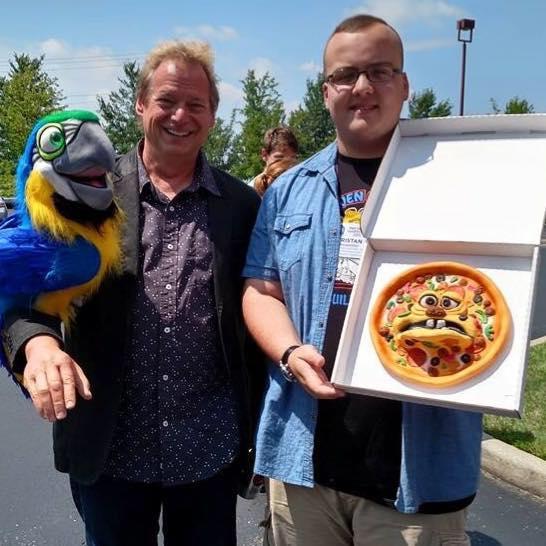 Tristan Pizza Boy