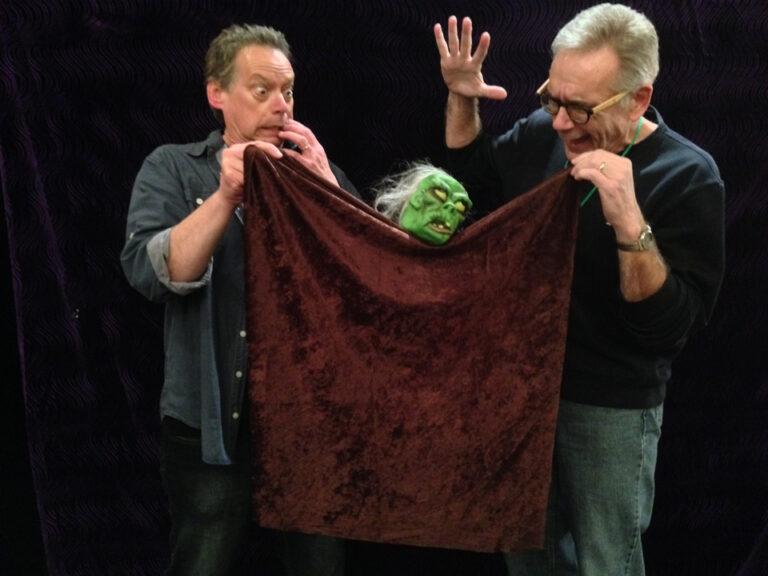 Zombie Show Paul Gross