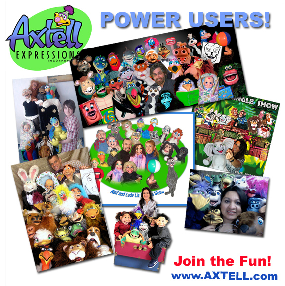 Axtell Power Users Club