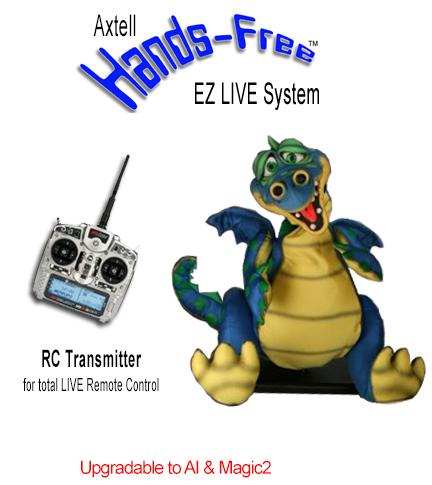 Hands-Free Dragon EZ LIVE System