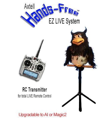 Hands-Free Owl EZ LIVE System