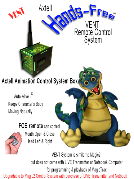 Hands-Free Dragon VENT System