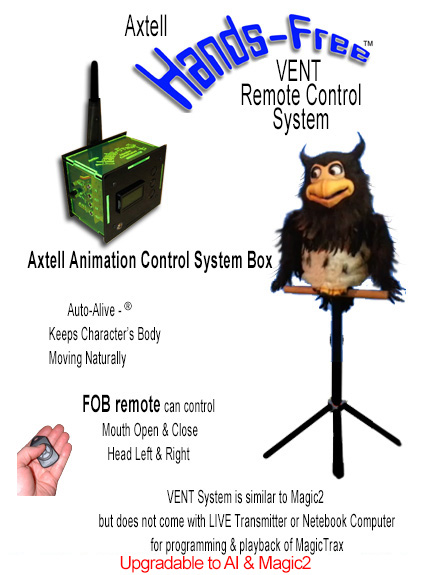 Hands-Free Owl VENT System