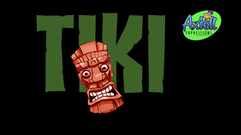 Animatronic Tiki by Axtell Expressions