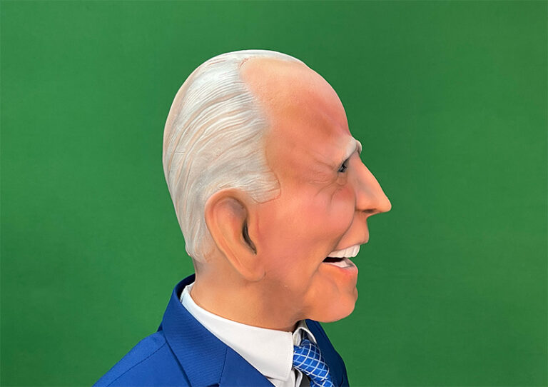 President Biden Puppet by Axtell Expressions