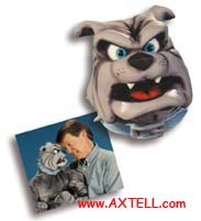 Bulldog Puppet by Axtell Expressions