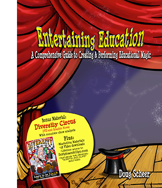 Entertaining Education by Doug Scheer