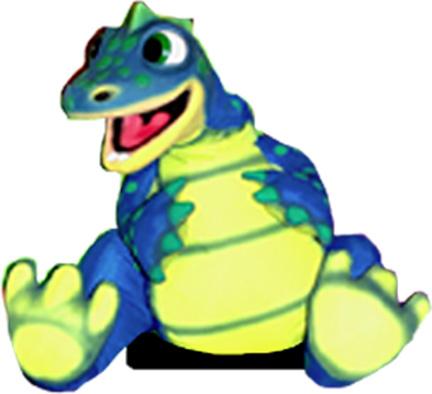Dinostar the Hands-Free Dinosaur
