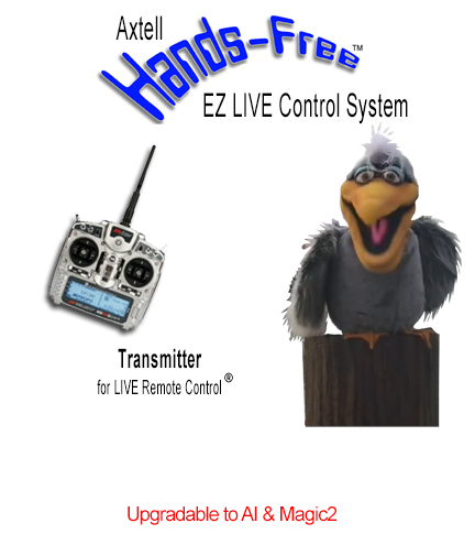 Hands-Free Pelican EZ LIVE System
