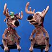 Hands-Free Reindeer