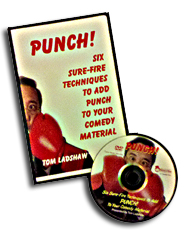 Punch! By Tom Ladshaw
