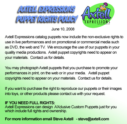Axtell Expressions Media Rights