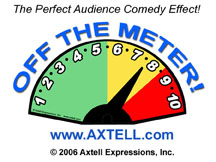 Off The Meter by Axtell Expressions
