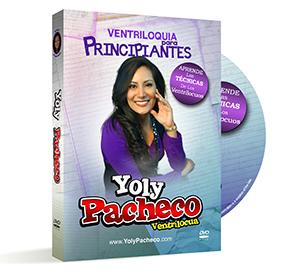 Yoly Pacheco DVD