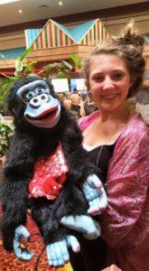 Female Bongo Gorilla Option