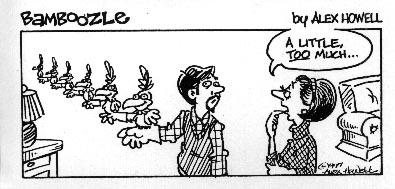Bamboozle Cartoon