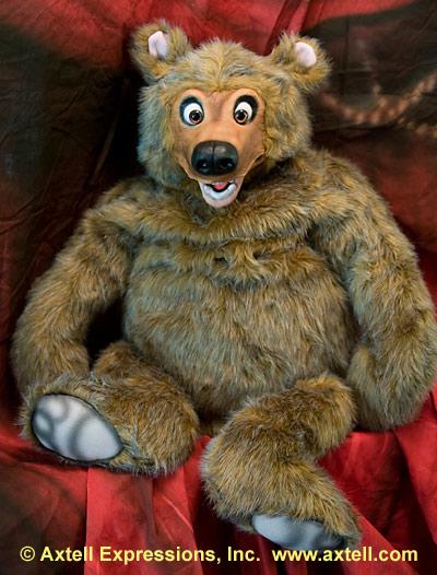 Big Big Bear by Axtell Expressions