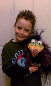 Alec and Benny Bird