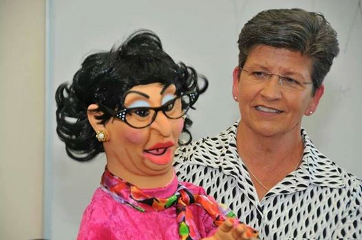 Edna Puppet