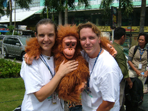 Ape Donation