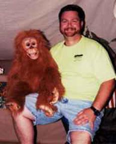 Clyde the Orangutan
