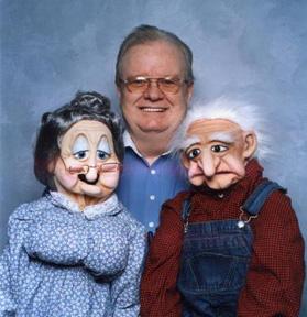 Storyteller and Granny