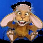 Dinky Brown Rabbit