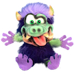 Dinky Monster by Axtell Expressions