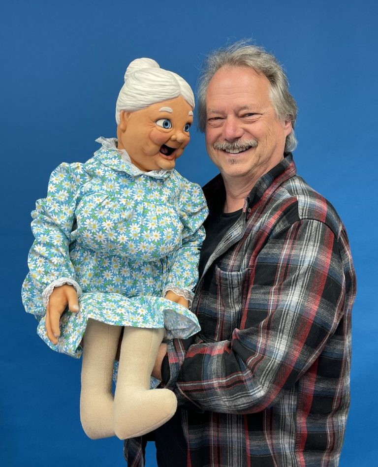 Nana Puppet by Axtell Expressions