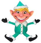 Dinky Elf by Axtell Expressions