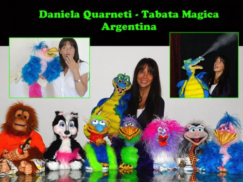 Daniela Quarneti - Argentina