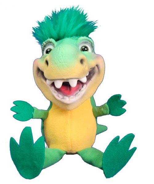 Dinky Dino Green