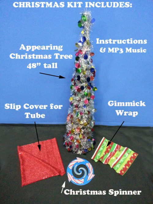 Green Machine Christmas Tree Kit