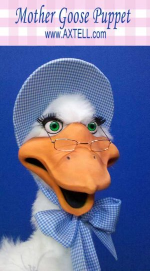 Mother Goose Puppet